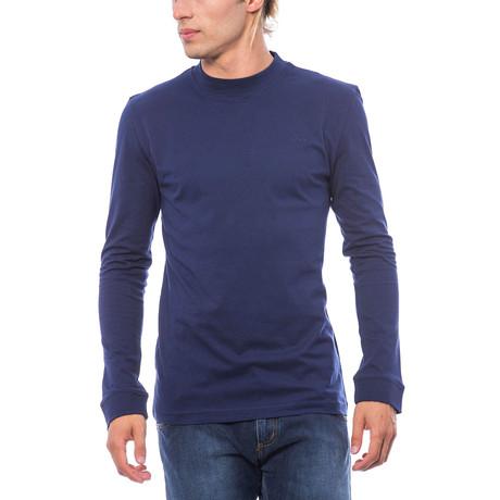 Maglia Lupetto Sweater // Blue (S)