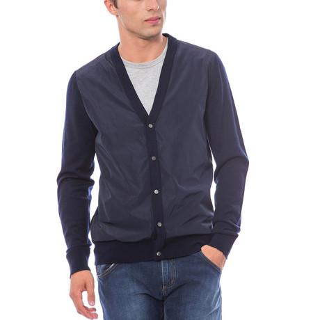Fashion Cardigan // Blue (S)