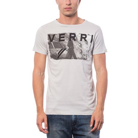 Stampata T-Shirt // Pearl Gray V2 (S)