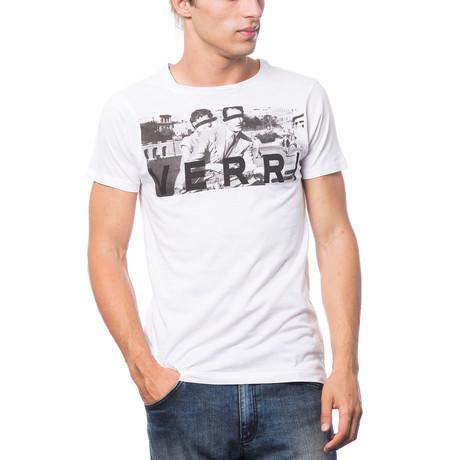 Stampata T-Shirt // White V2 (S)