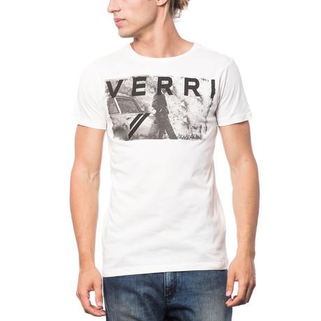 Stampata T-Shirt // Off White (S)