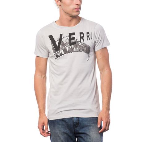 Stampata T-Shirt // Pearl Gray (S)