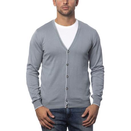 Fashion Cardigan // Gray (50)