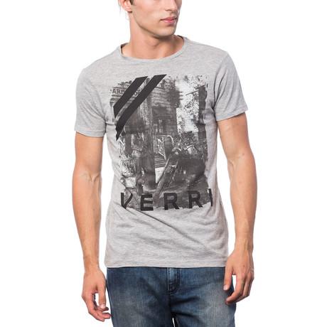Stampata T-Shirt // Gray (S)