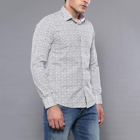 Jamie Slim-Fit Shirt // White (S)