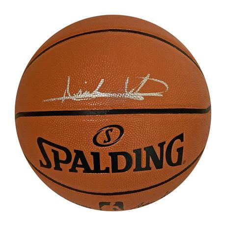 Isaiah Thomas // Autographed Basketball