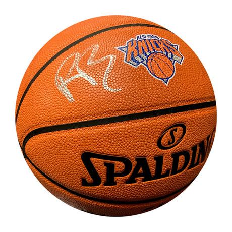 R.J. Barrett // Autographed Basketball
