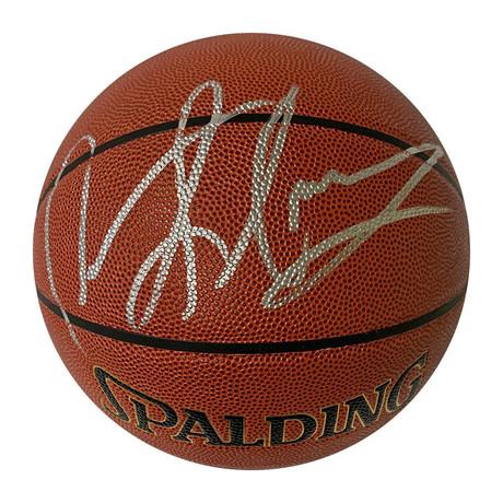 Dennis Rodman // Autographed Basketball