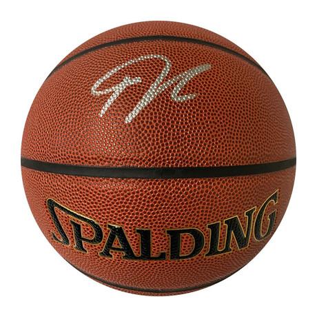 Giannis Antetokounmpo // Autographed Basketball