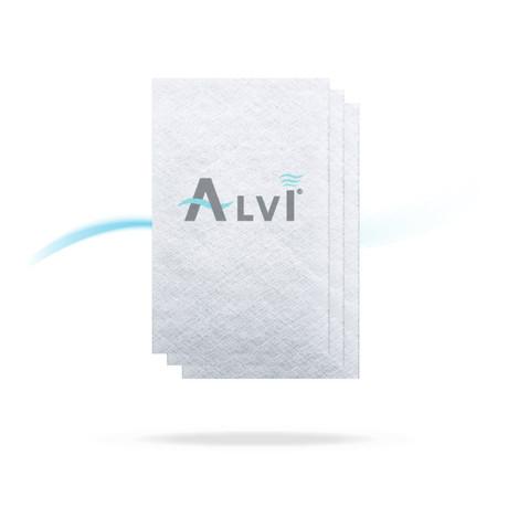 """ALVI AIR Filter Pad 3-pack (14"""" x 20"""")"""