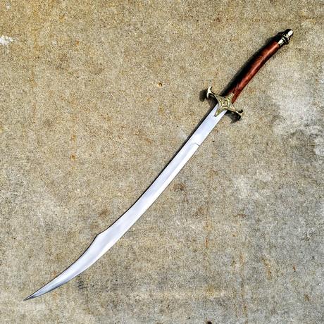 Stainless Shamshir Sword