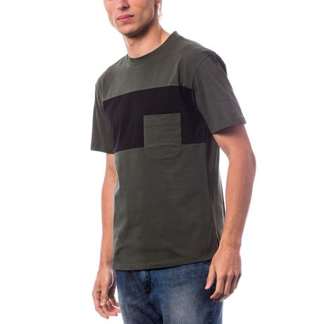 Manica Corta T-Shirt // Military V2 (S)