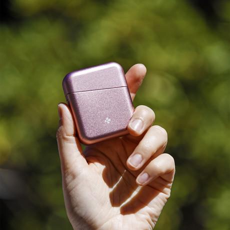 Zebuds Premium // TWS Earphones + Charging Case // Pink