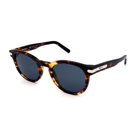 Unisex SF935S-219 Round Sunglasses // Tortoise + Gray