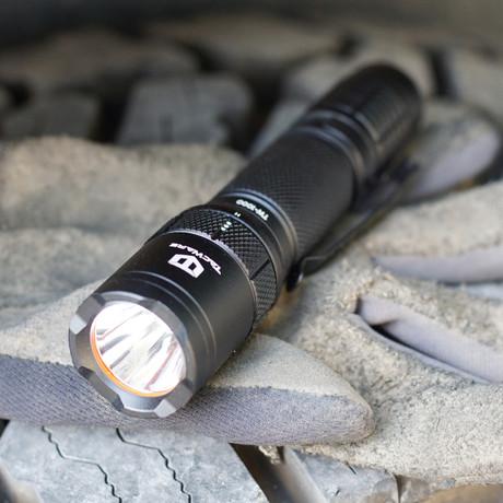 TW-1000 Tactical Flashlight