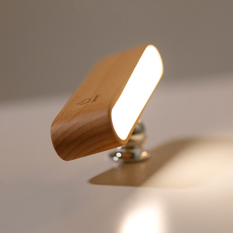 Magnetic Portable Wall Lamp (Chestnut Brown)