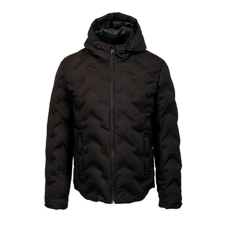 Puff Jacket // Black (Euro: 46)