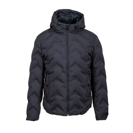 Puff Jacket // Dark Blue (Euro: 46)