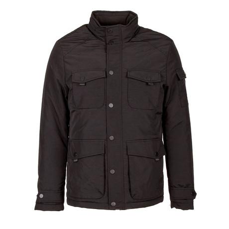 Yosemite Coat // Black (Euro: 52)