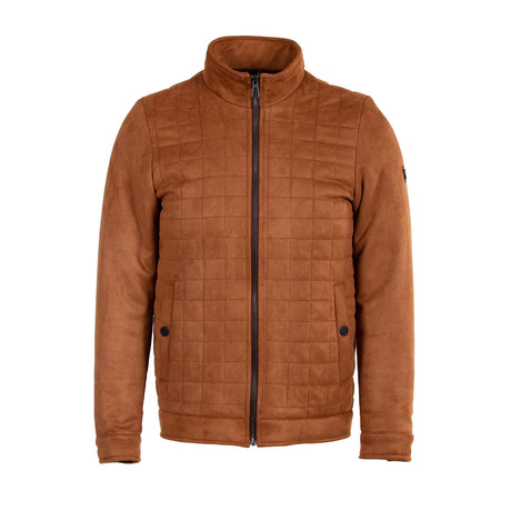 Rainier Jacket // Camel (Euro: 46)