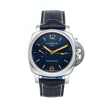 Panerai Luminor 1950 3-Days GMT Automatic // PAM00688 // Pre-Owned