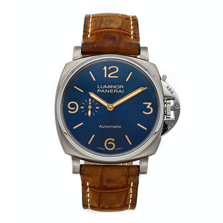 Panerai Luminor Due 3-Days Automatic // PAM00729 // Pre-Owned