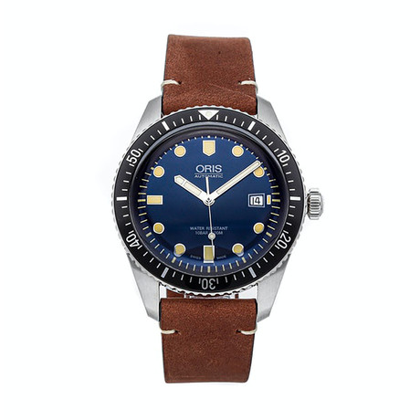 Oris Divers Sixty-Five Automatic // 01 733 7720 4055-07 5 21 45 // Pre-Owned