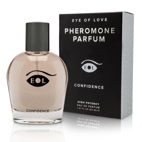 Pheromone Cologne // Confidence // Male Attract Female
