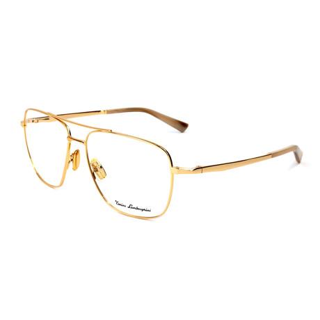 Men's TL904V Optical Frames // Gold