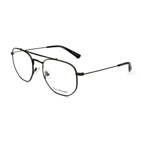 Men's TL331V Optical Frames // Gunmetal