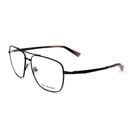 Men's TL904V Optical Frames // Brown