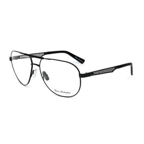 Men's TL330V Optical Frames // Black