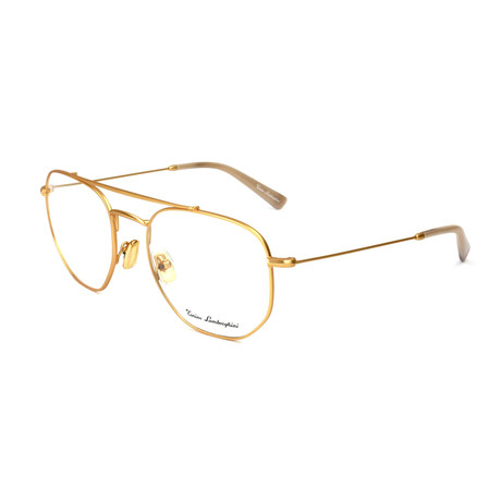 Men's TL331V Optical Frames // Gold