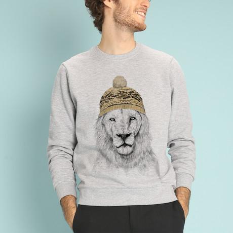 Winter Is Coming Sweatshirt // Gray (S)