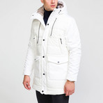 Yosemite Jacket // White (XS)