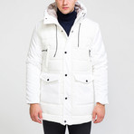 Yosemite Jacket // White (S)