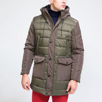 Canyon Jacket // Olive Green (L)