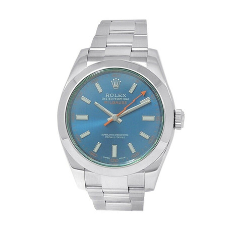 Rolex Milgauss Automatic // 116400GV // X Serial // Pre-Owned