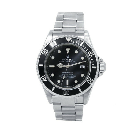 Rolex Sea-Dweller Automatic // 16600 // T Serial // Pre-Owned