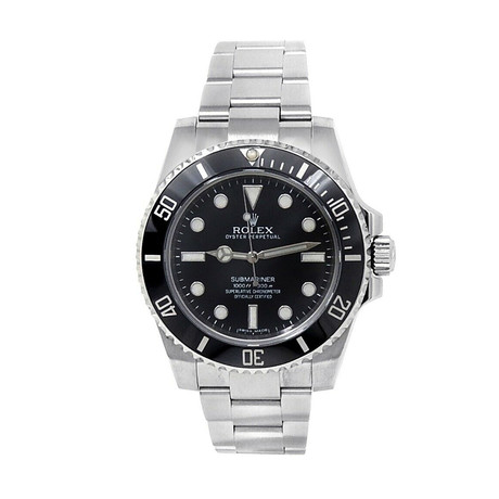 Rolex Submariner Automatic // 114060 // G Serial // Pre-Owned