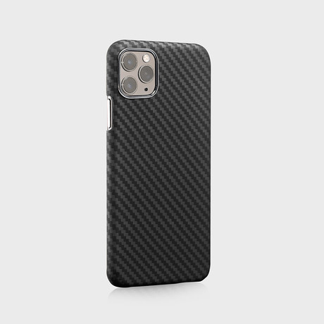 """HOVERKOAT Case // Stealth Black // For iPhone 11 Series (11 Pro // 5.8"""")"""