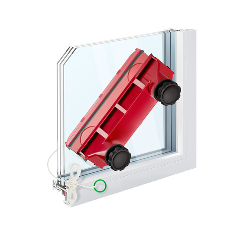The Glider // Magnetic Window Cleaner AFC (D-2)