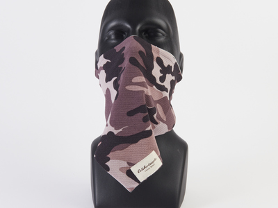 photo of Camo Crepe Maskdanna by Touch Of Modern