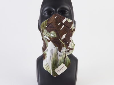 photo of Palm Leaf Maskdanna by Touch Of Modern