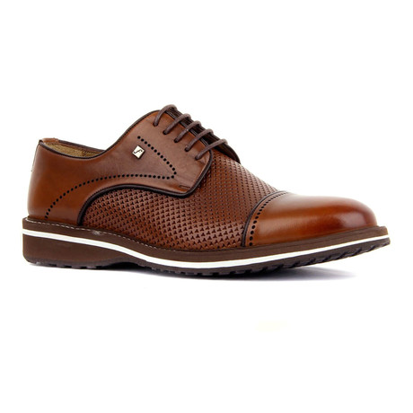 Grayson Shoe // Tobacco (Euro: 39)