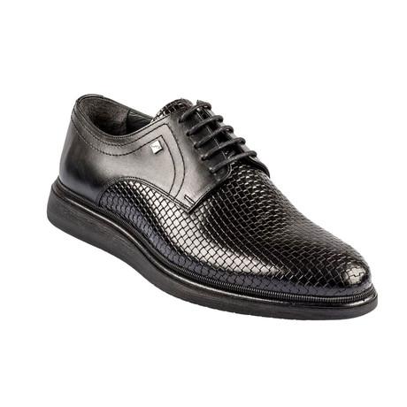 Dante Shoe // Black (Euro: 39)