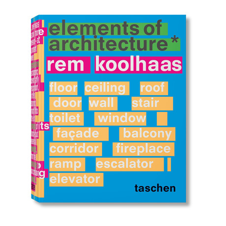 Rem Koolhaas // Elements of Architecture
