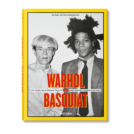 Warhol on Basquiat // The Iconic Relationship Told in Andy Warhol's Words and Pictures
