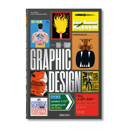 The History of Graphic Design // Vol. 2 (1960–Today)