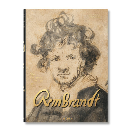 Rembrandt // Complete Drawings and Etchings